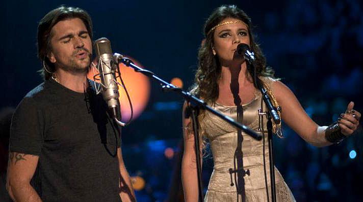 Paula Fernandes com Juanes – ouça um trecho da parceria