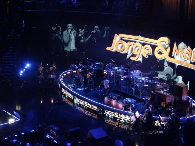 Blognejo na Estrad… ops, na Europa – Jorge & Mateus Live in London – Parte 1