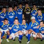 Na Estrada – João Lucas & Marcelo promovem jogo de futebol beneficente