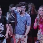 Thaeme & Thiago lançam clipe com participação de Luan Santana
