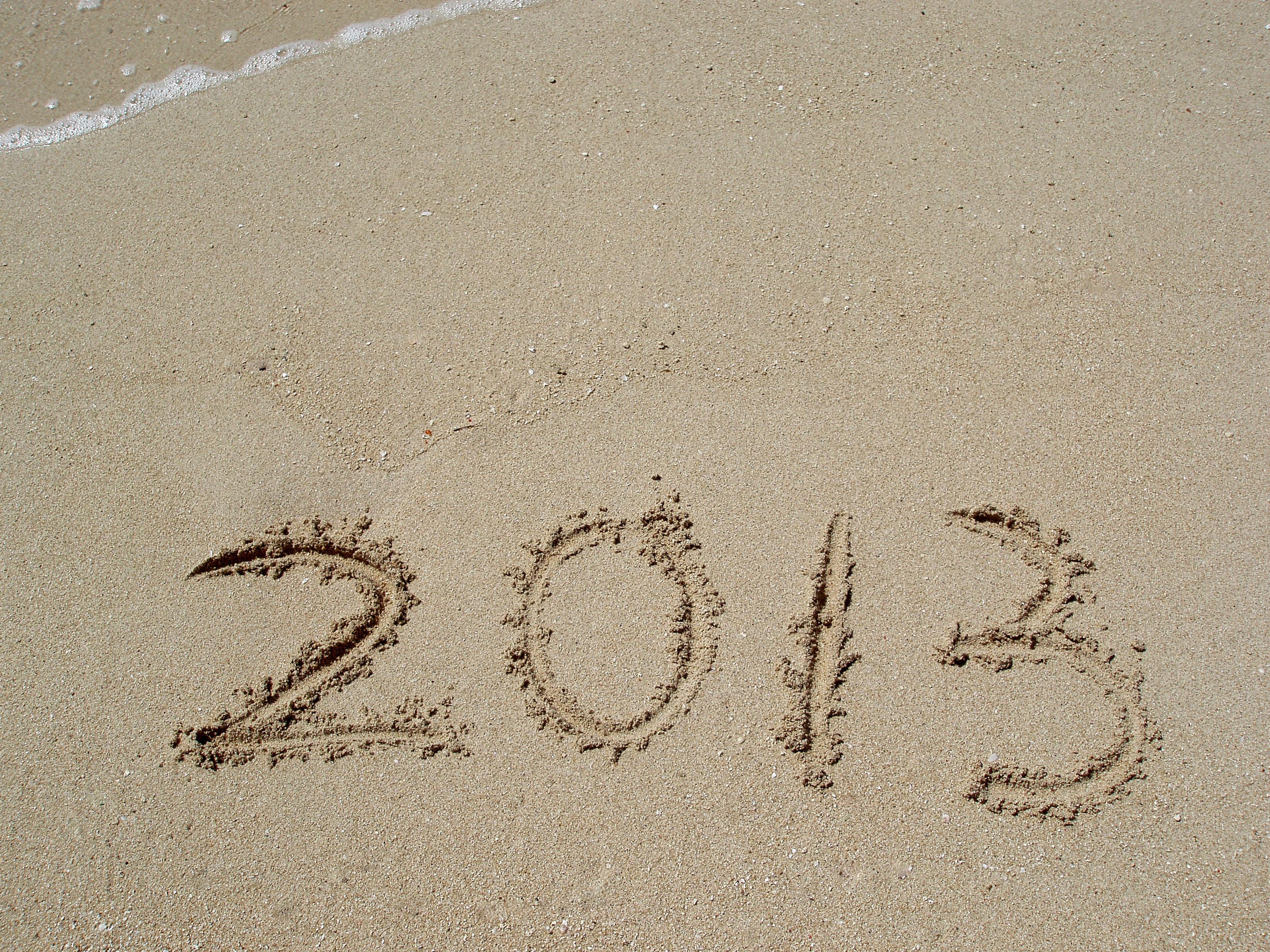 Tendências para 2013