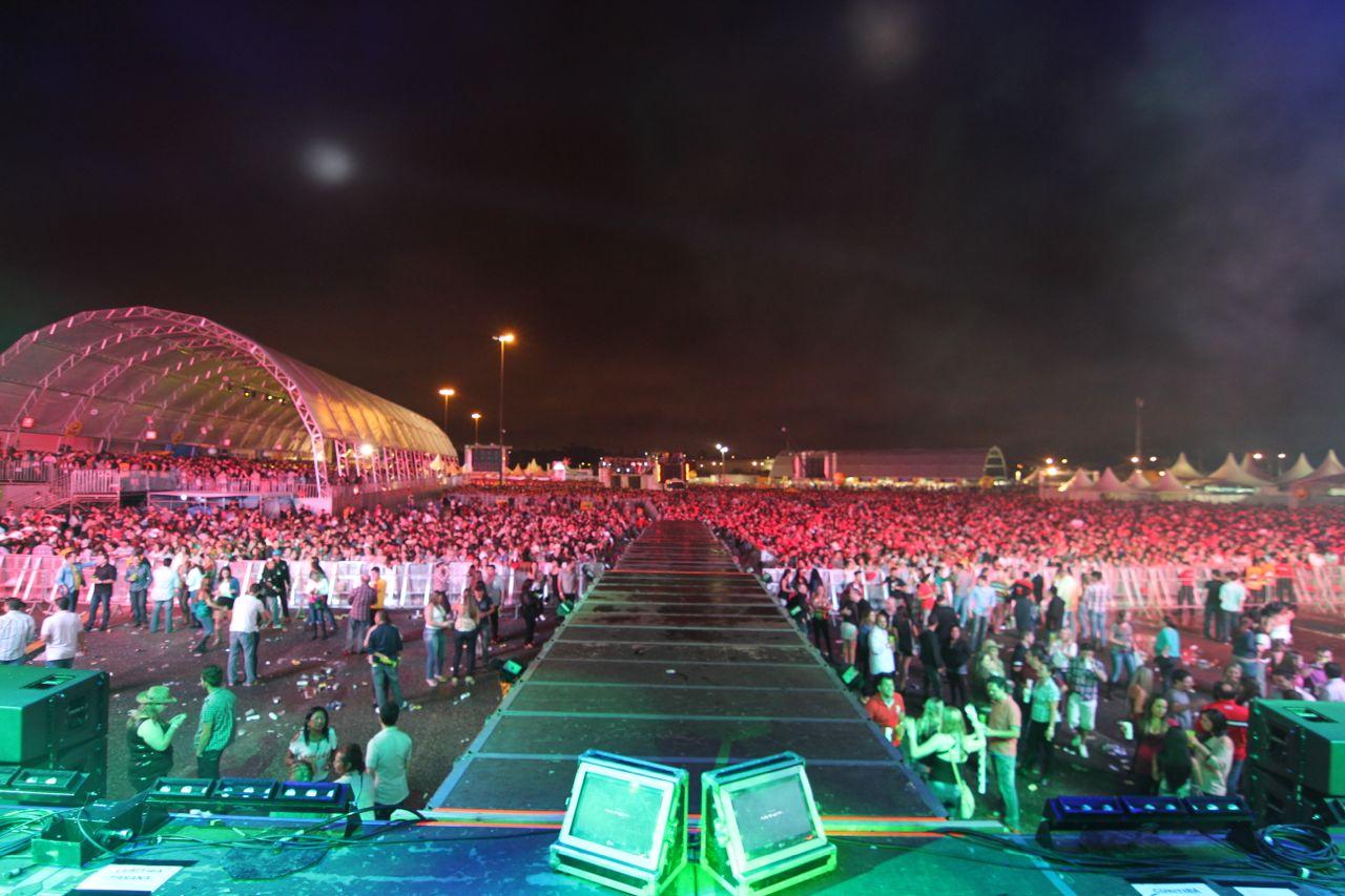 Blognejo na Estrada – Curitiba Country Festival 2013