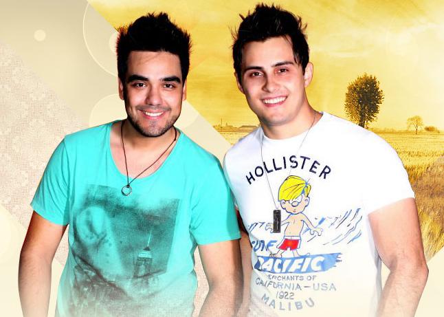 Thiago & Donizeti lançam música com a participação de Matheus & Kauan