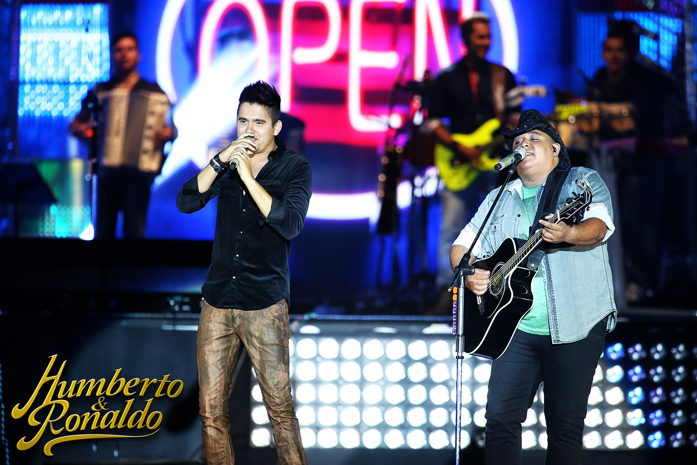 Na Estrada – Humberto & Ronaldo gravam 3º DVD