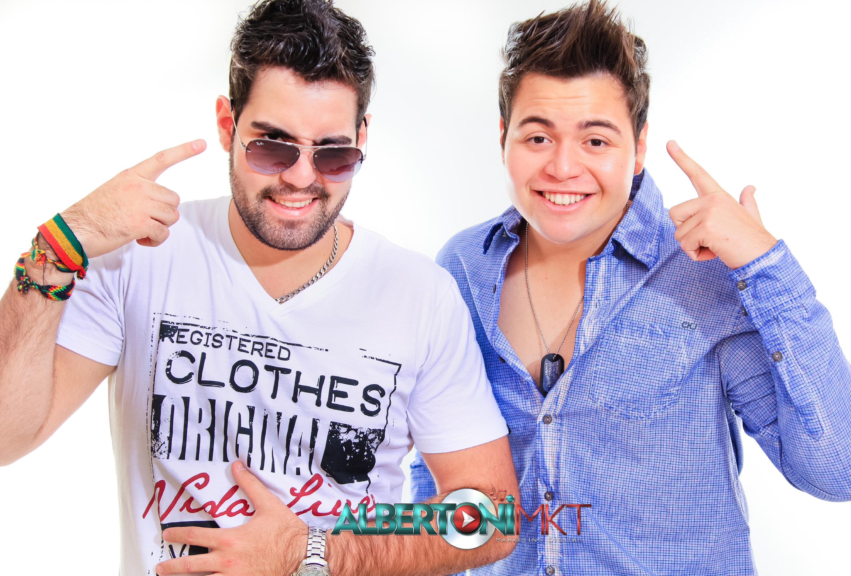 Bruno & Paulo Vitor lançam primeiro disco da carreira