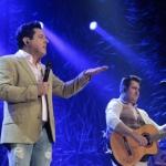 Três lançamentos: Bruno & Marrone, Felipe & Falcão e o DVD completo de Chico Rey & Paraná