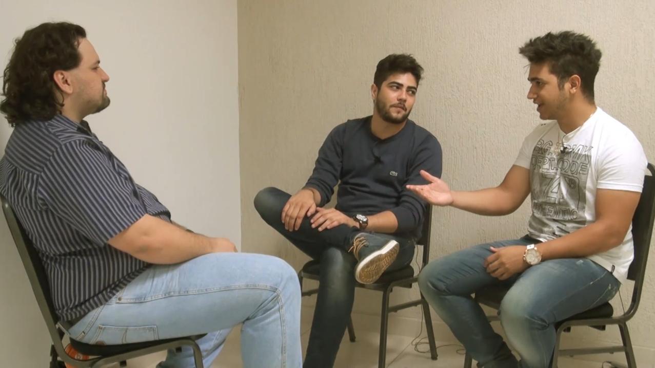 Entrevista Exclusiva – Henrique & Juliano