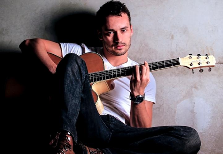 """Rodrigo Andrade, o Daniel de """"Amor à vida"""", lança nova música de trabalho"""