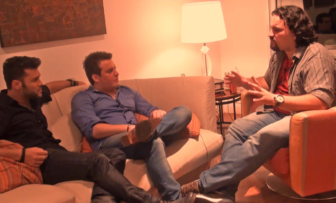 Entrevista Exclusiva – Marcos & Belutti