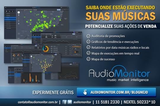 AudioMonitor - Blognejo