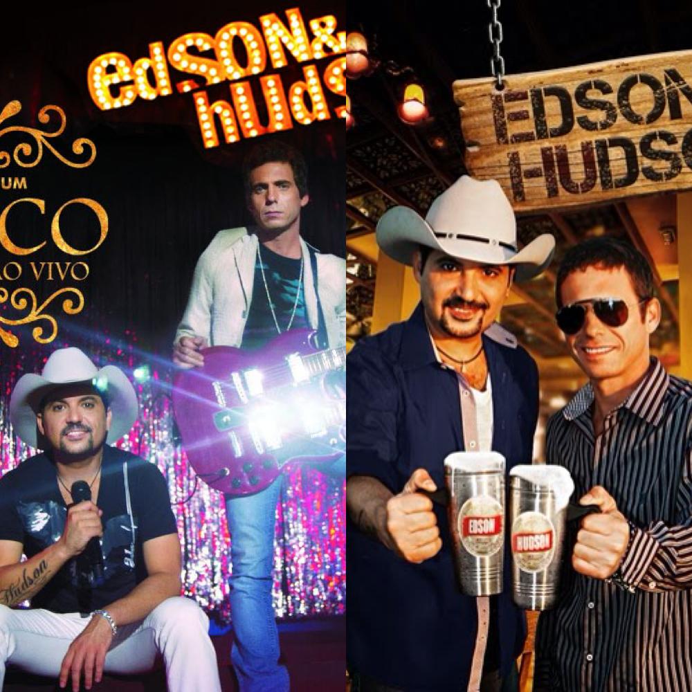 """REVIEW DUPLO – Edson & Hudson – """"Faço um circo pra você – Ao Vivo"""" / """"Na Hora do Buteco"""""""