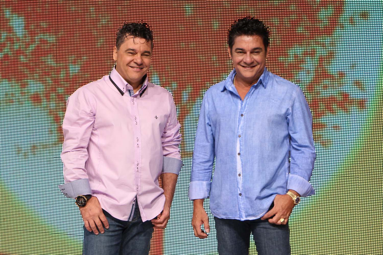 """Na Estrada – Cezar & Paulinho celebram novamente a música caipira na gravação da segunda edição do projeto """"Alma Sertaneja"""""""