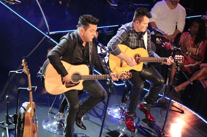 Na Estrada – Bruno & Marrone regravam (e eternizam) hits da MPB, do pagode e do rock nacional em novo DVD
