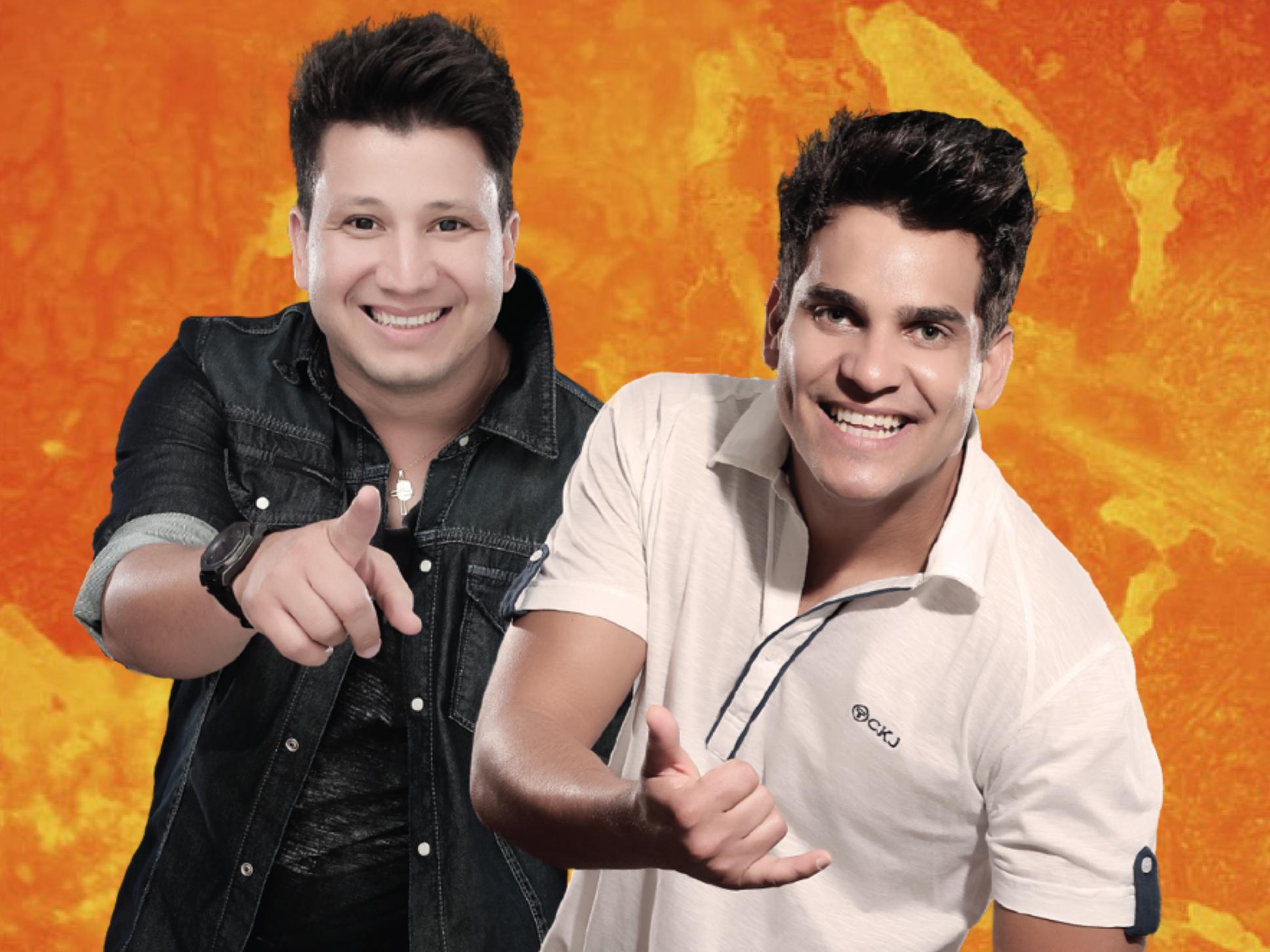 """""""Solteiro Desapegado"""" – Cleber & Cauan cantam com Wesley Safadão"""