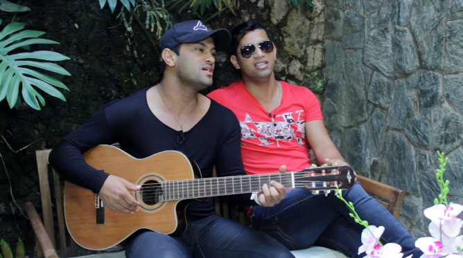 Entrevista Exclusiva – Edy Britto & Samuel