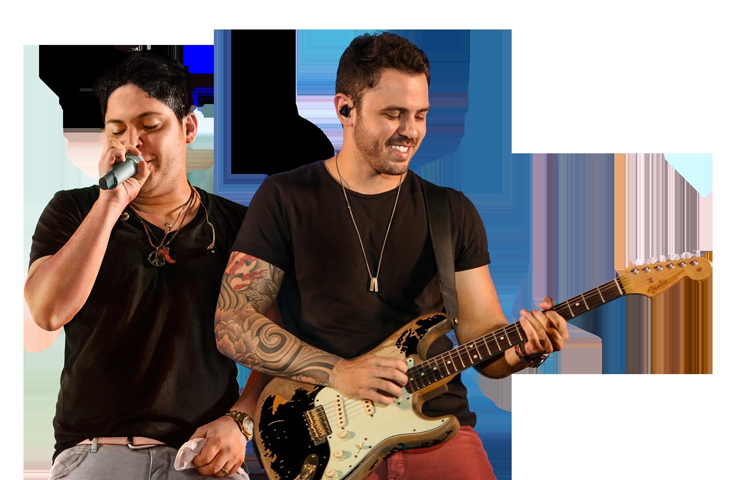 """Jorge & Mateus no vídeo de """"Calma"""" e outras novidades da semana"""