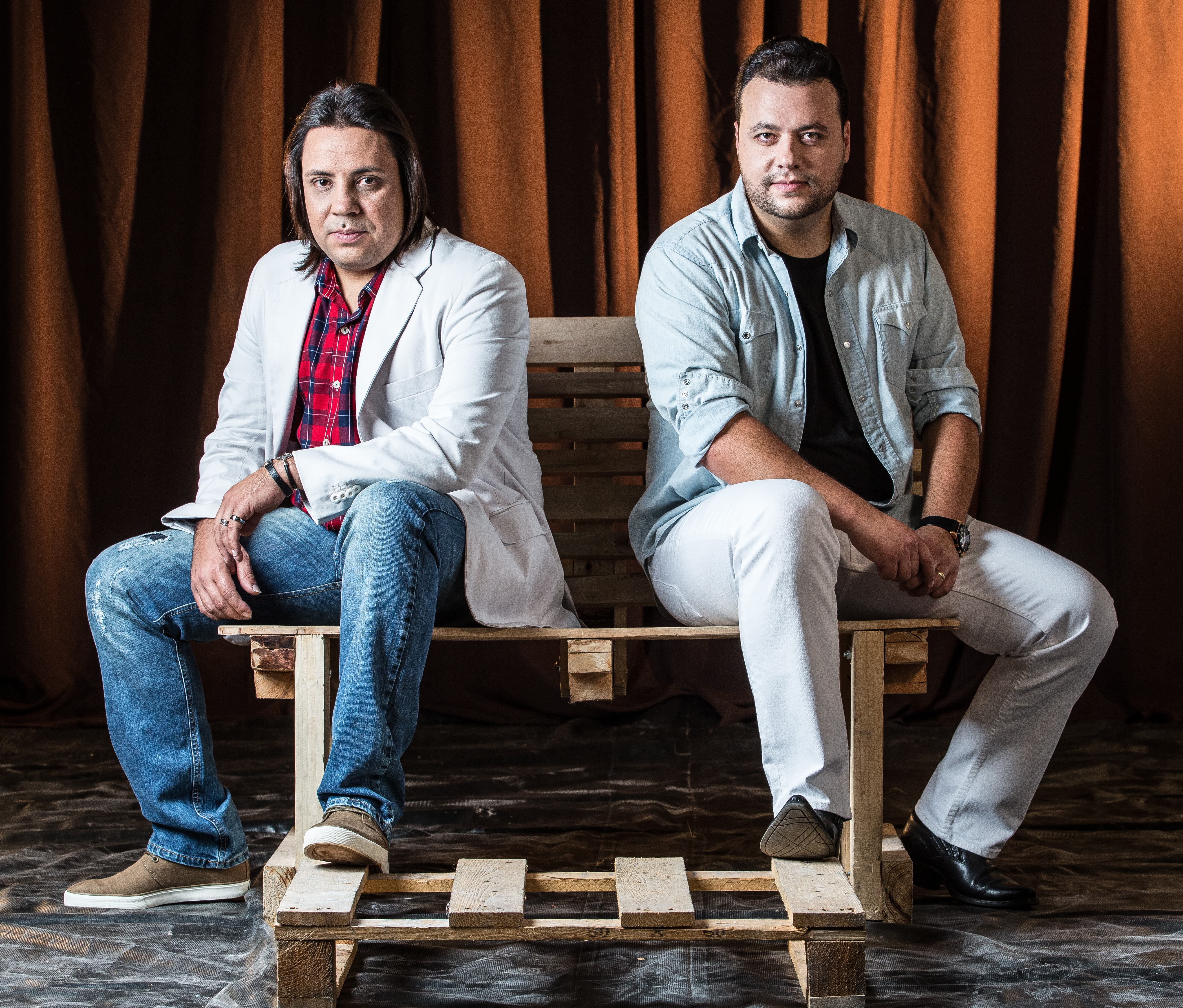 Luiz Mazza & Luciano divulgam teaser do novo álbum