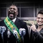 Catra vira presidente em clipe de Thiago Matheus. Confiram.