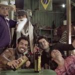 """Fabinho & Rodolfo e Léo & Raphael lançam clipe de """"Velho Barreiro"""". Confiram."""