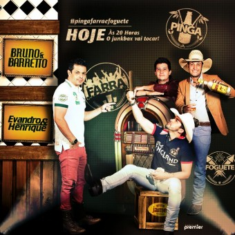 Evandro & Henrique e Bruno & Barreto - 08/01 - 30 d