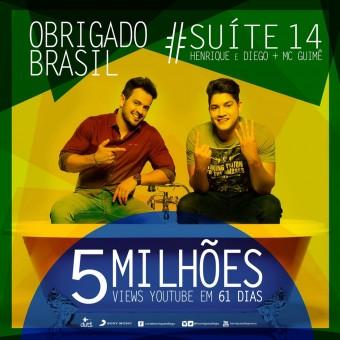 Henrique & Diego - 19/01 - 30 d