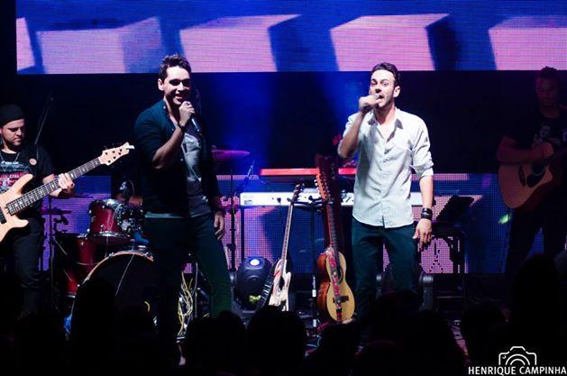 NA ESTRADA – Sinésio & Henrique lançam projeto com show em Londrina