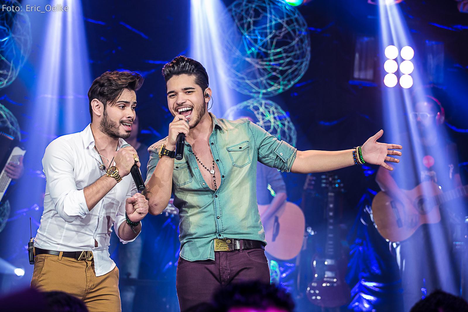 """Na Varanda"" – Max Moura & Cristiano cantam com Loubet"