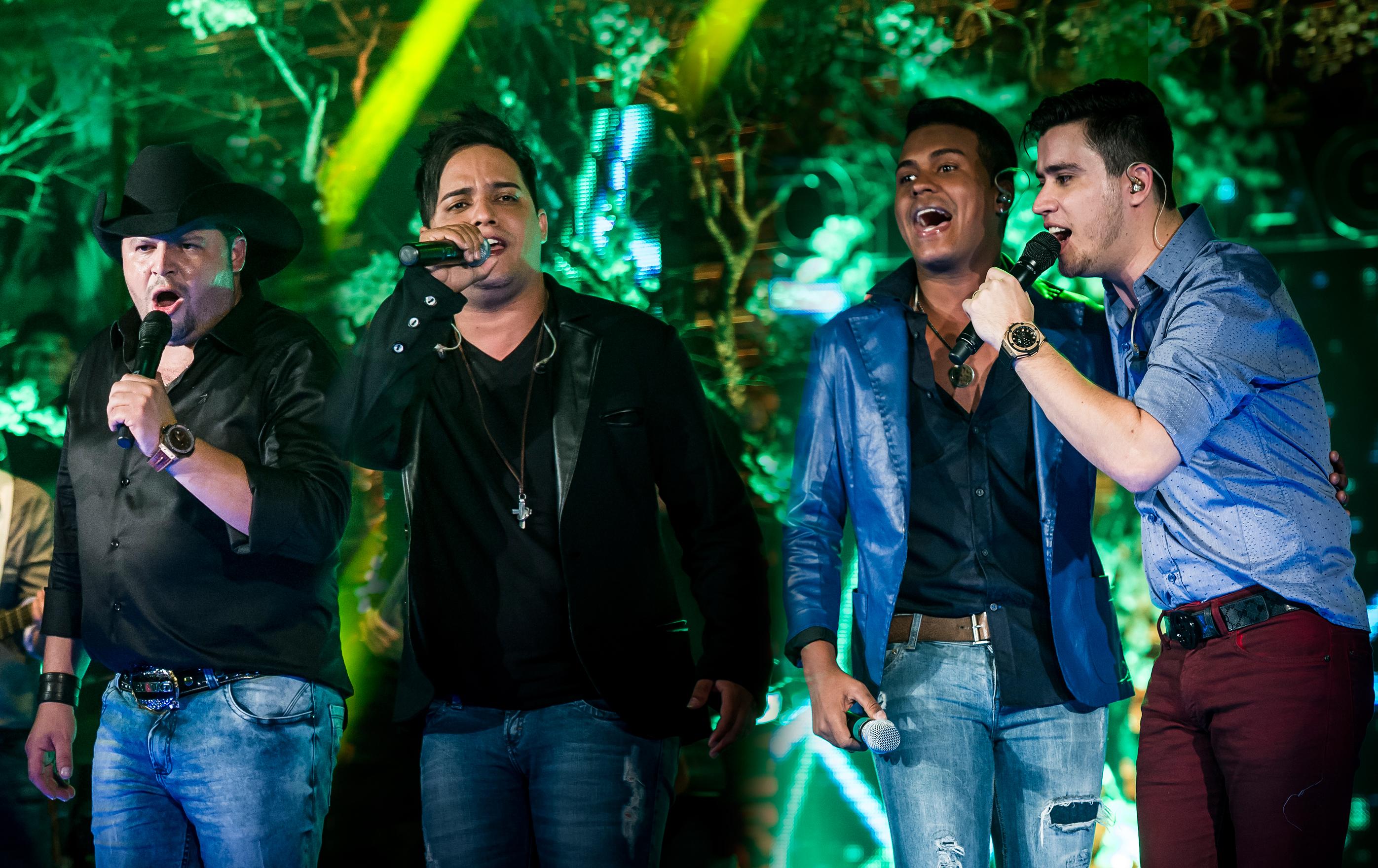 """""""Sonhar não custa nada"""" – Toni & Tiago cantam com Kleo Dibah & Rafael em nova música"""