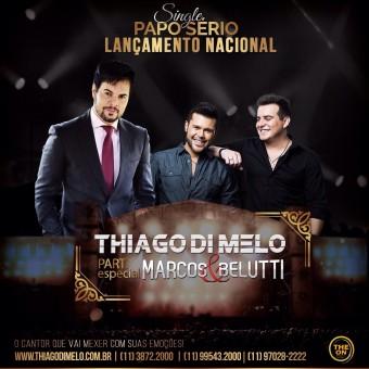 Thiago di Melo - 30 d - 02/07