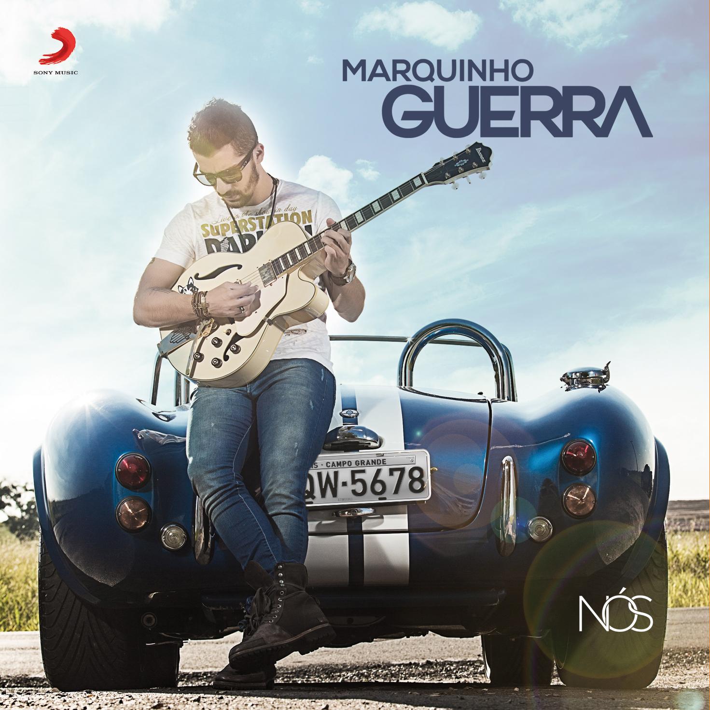 """""""Nós"""": Sony Music lança novo disco de Marquinho Guerra, recheado de participações. Ouça aqui."""
