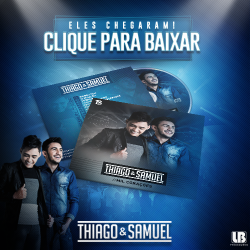 Thiago & Samuel - 30 d - 15/09