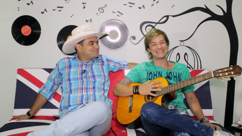 Entrevista Exclusiva – Roby & Thiago