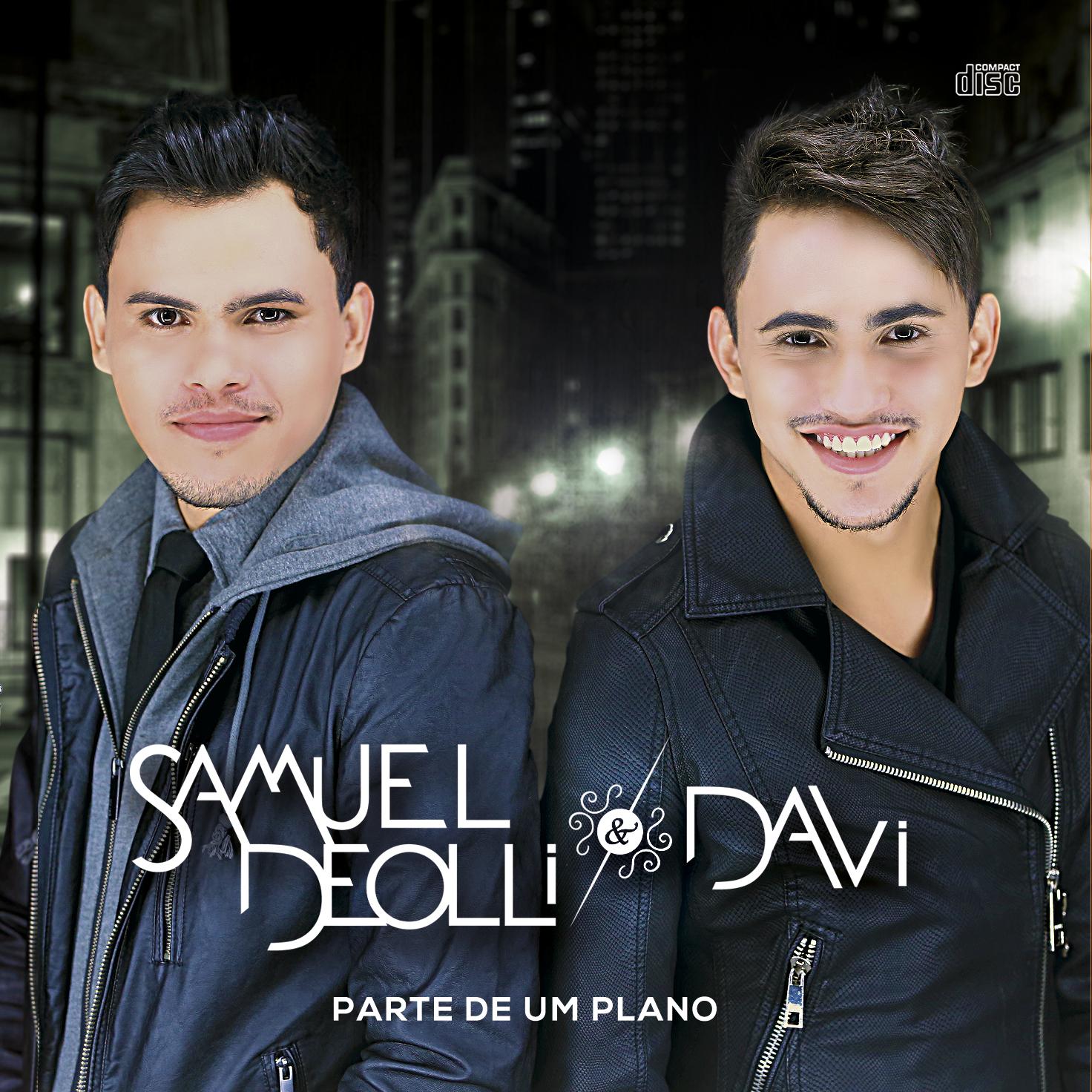 Saiu o primeiro CD de Samuel Deolli & Davi. Ouça e baixe aqui.