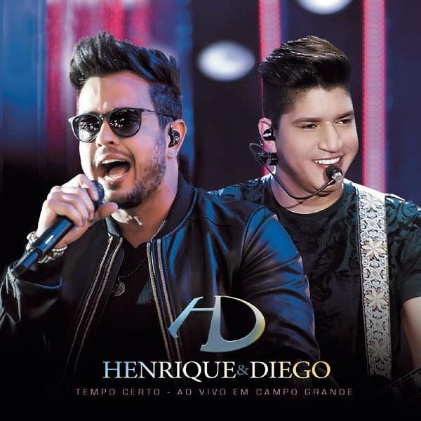 REVIEW: Henrique & Diego – Tempo Certo – Ao Vivo em Campo Grande