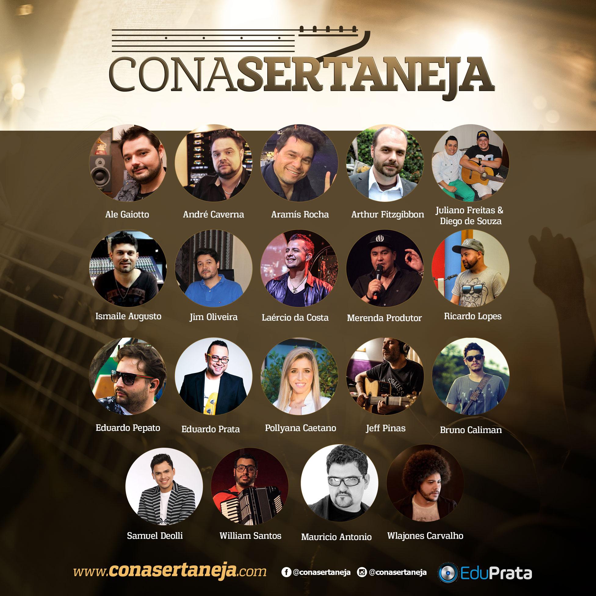 Conasertaneja: começa na segunda-feira o primeiro congresso on-line sobre música sertaneja do Brasil