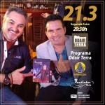 Paulinho Reis se apresenta hoje no programa Odair Terra