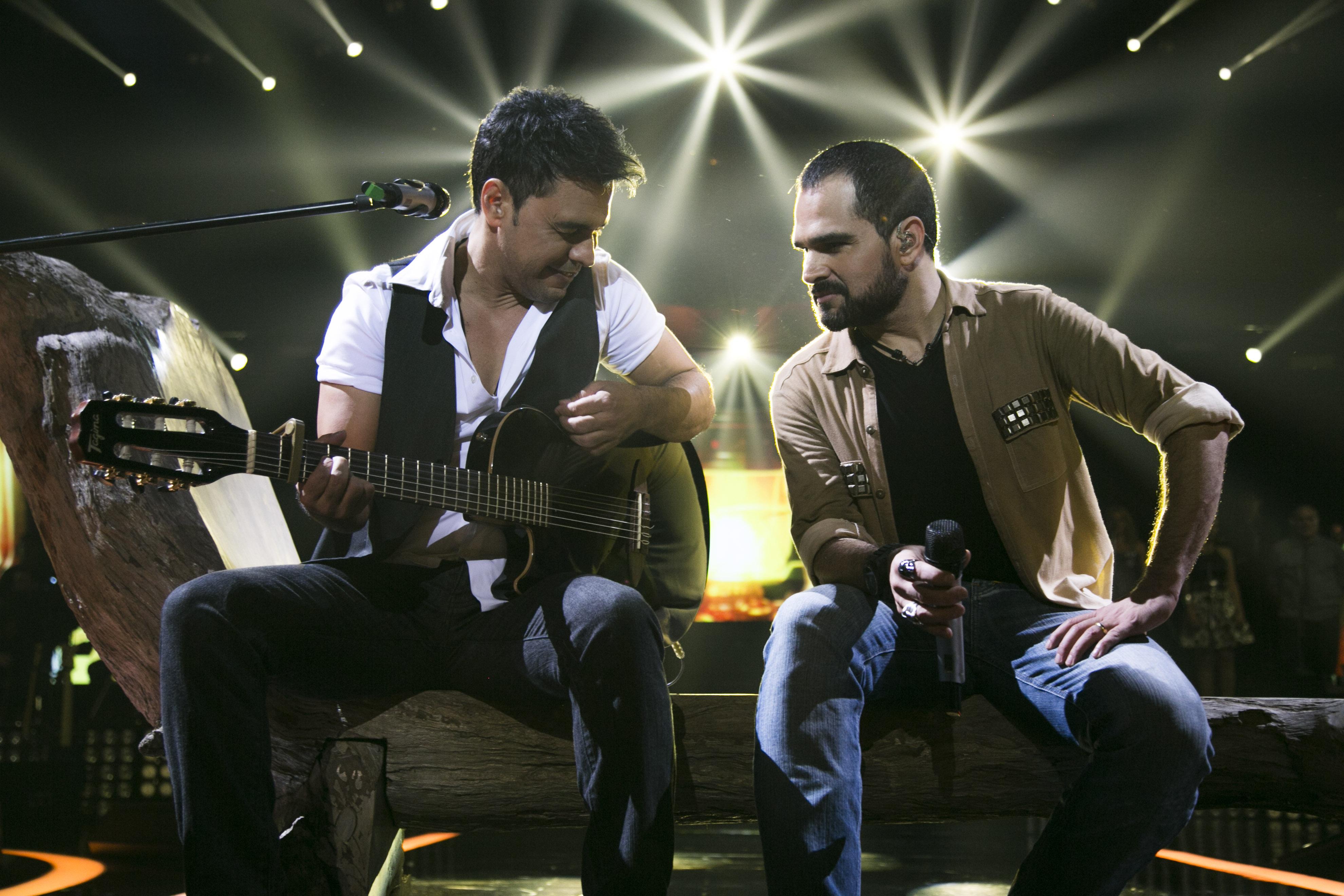 25 Anos: Zezé & Luciano em show de aniversário nos dias 29 e 30/04 em São Paulo