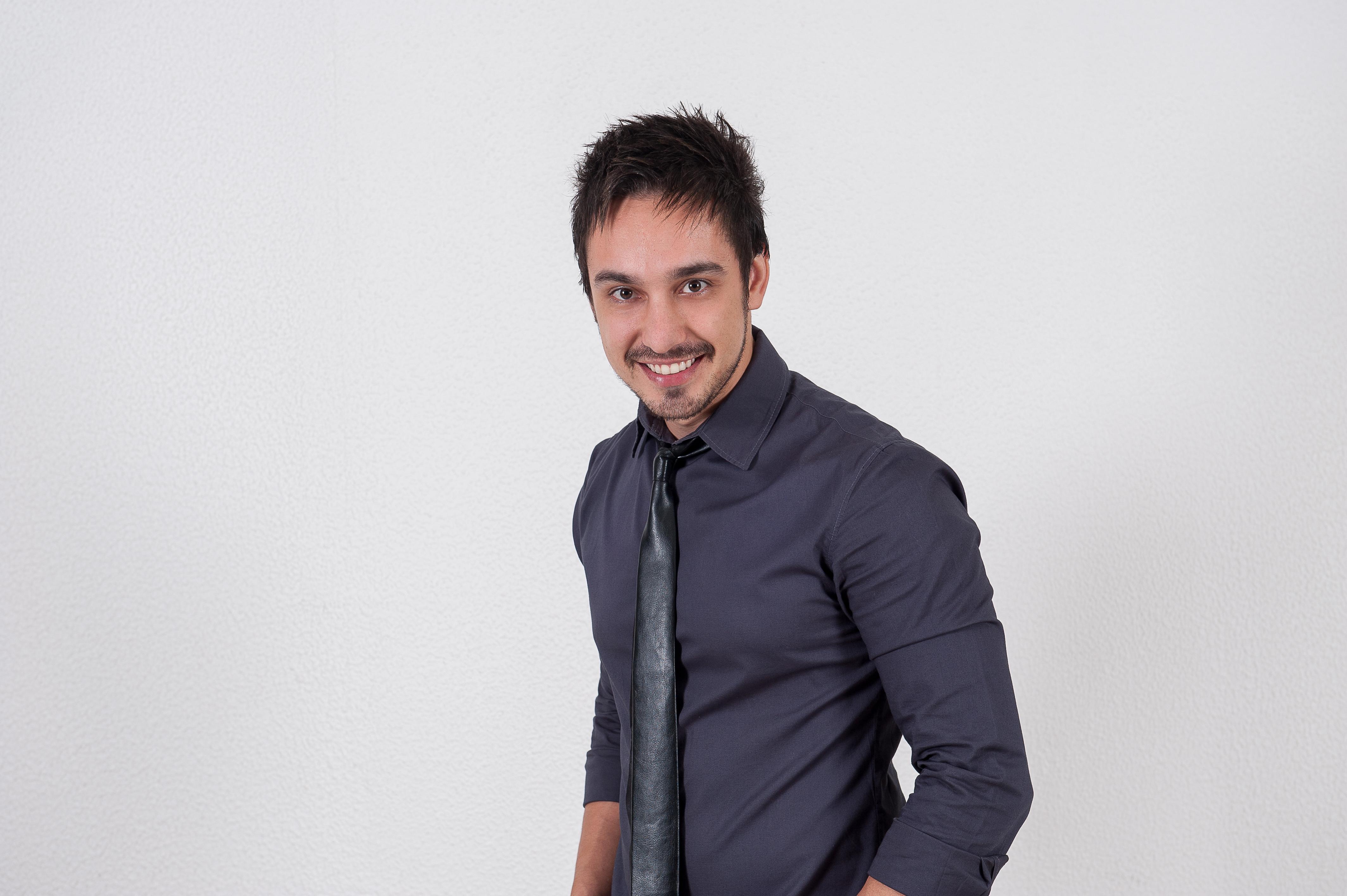 Rodrigo Ferrari grava seu primeiro DVD no dia 17/05