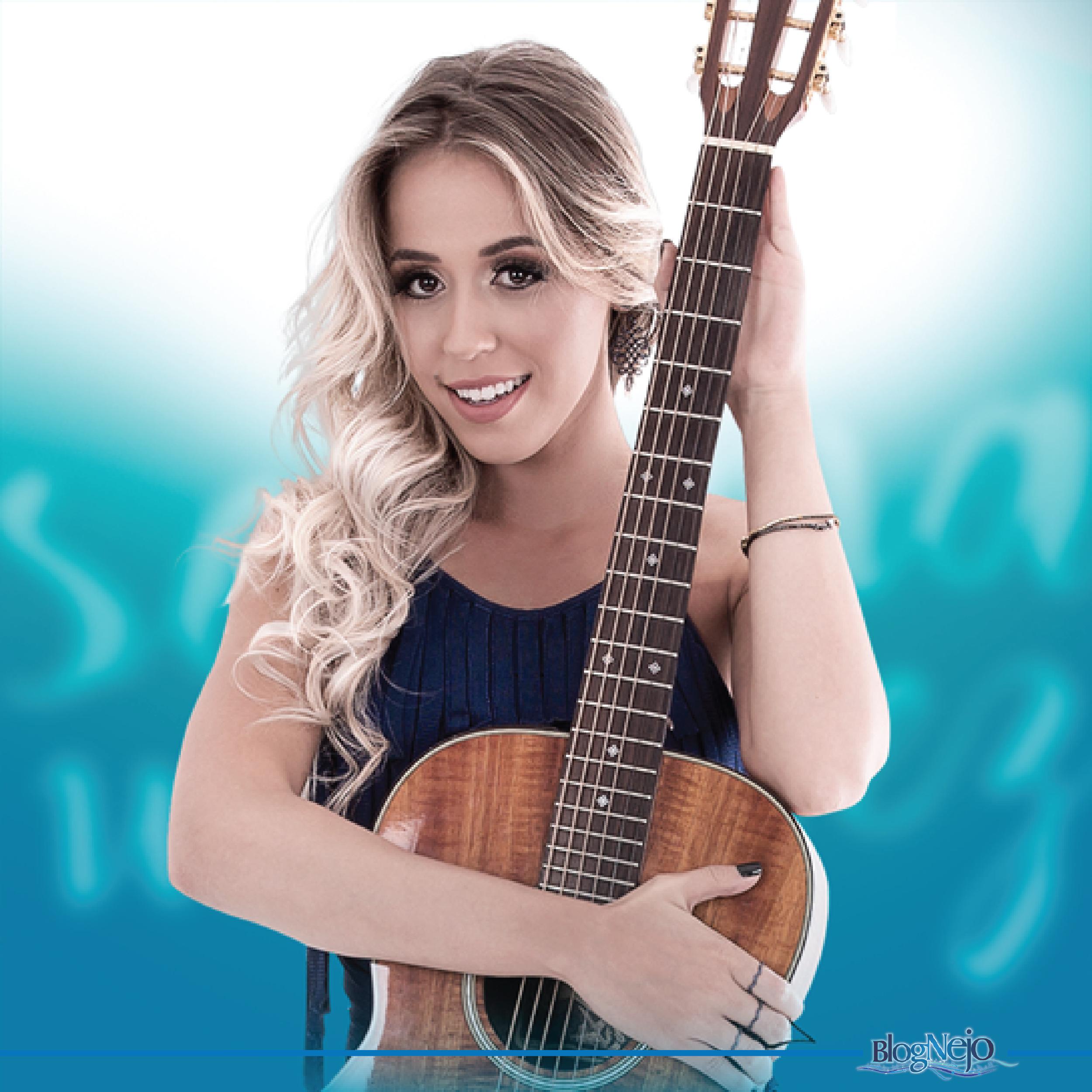 """Amanda Borges lança """"Só se ama uma vez"""", seu mais novo CD. Baixe aqui."""