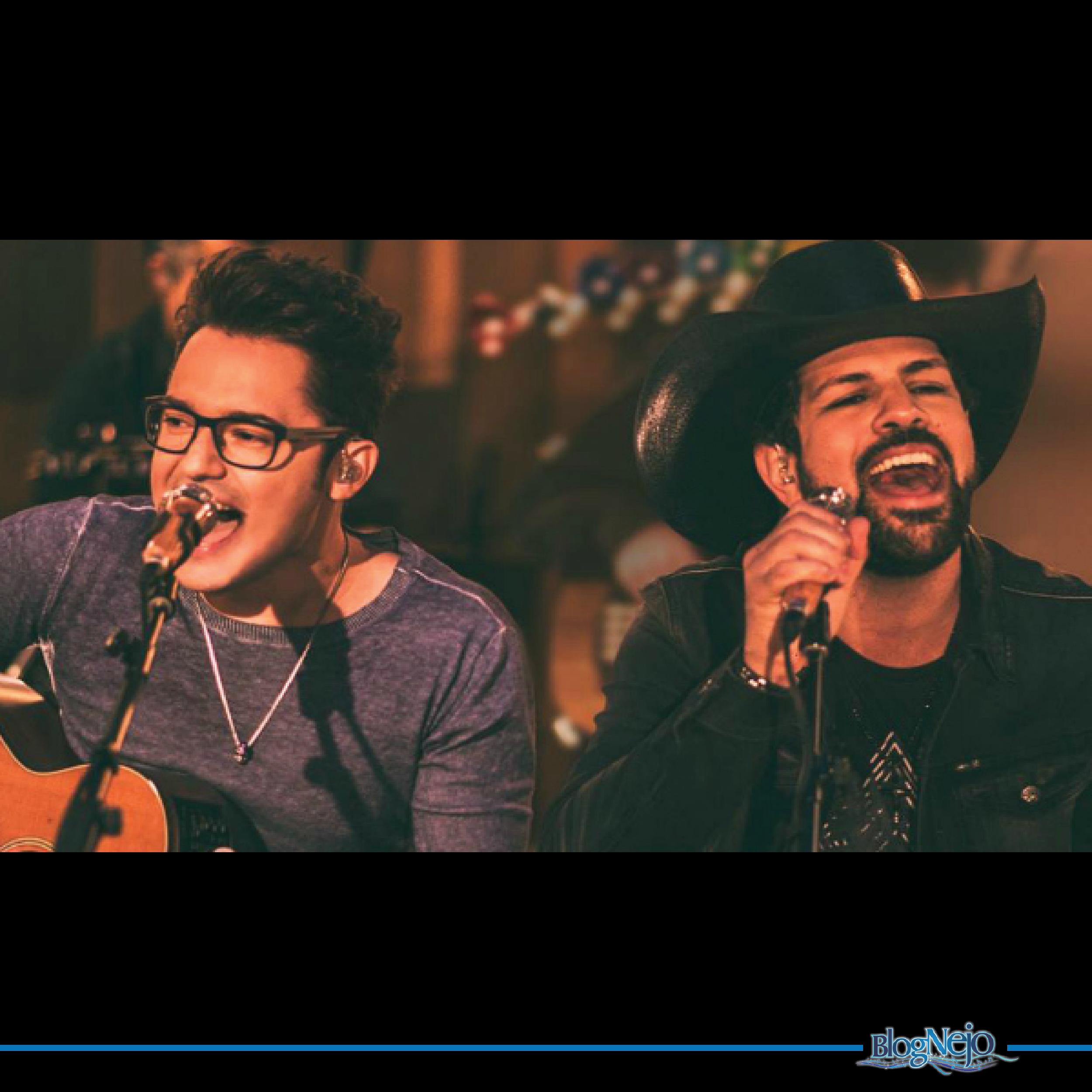 """Fernando & Sorocaba em sua melhor forma cantando """"Casa Branca"""" no projeto FS Studio Sessions. Confira."""