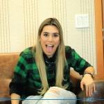 Entrevista Exclusiva – Naiara Azevedo