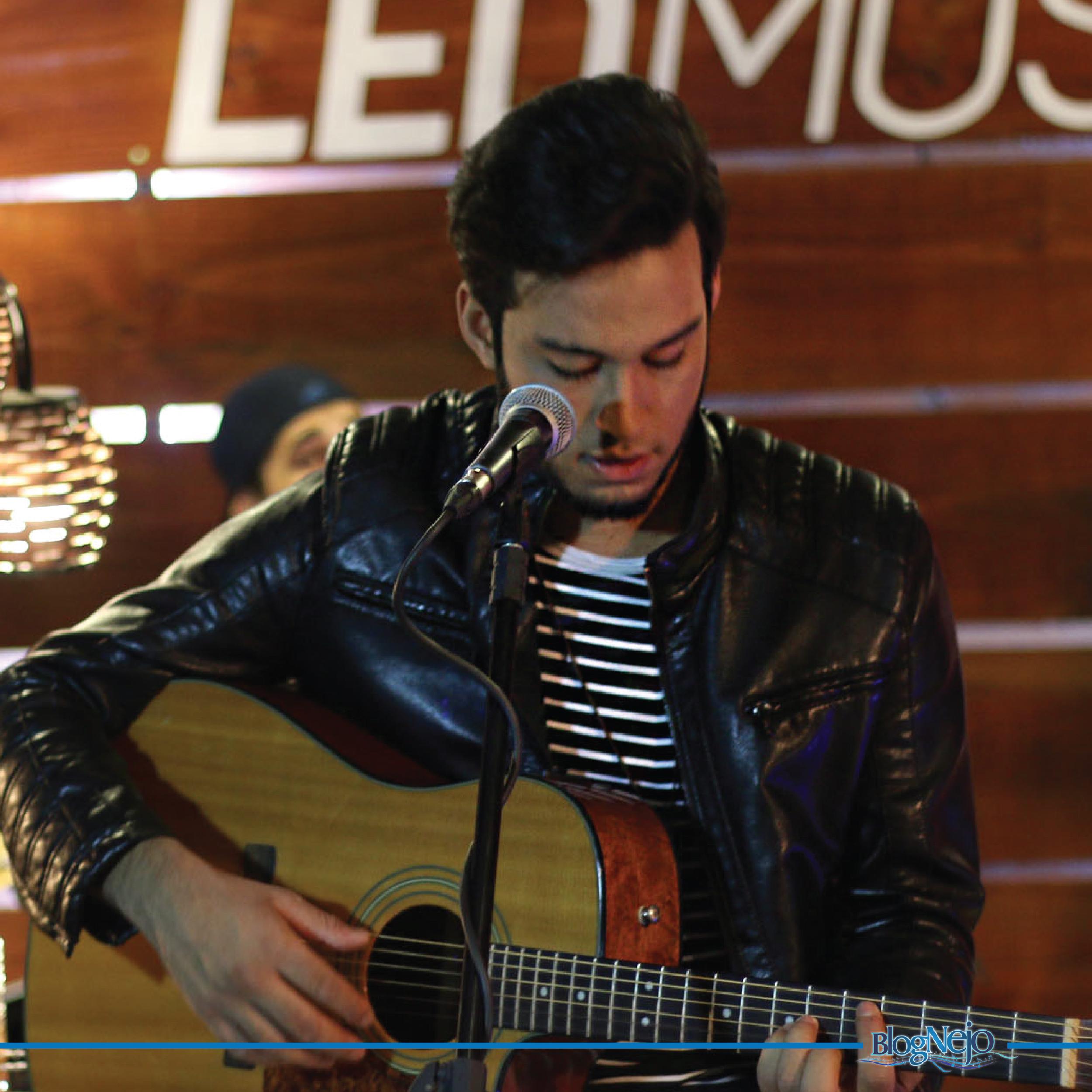 Lucas Led lança nova música e anuncia primeiro DVD após fim da dupla com o irmão Diogo