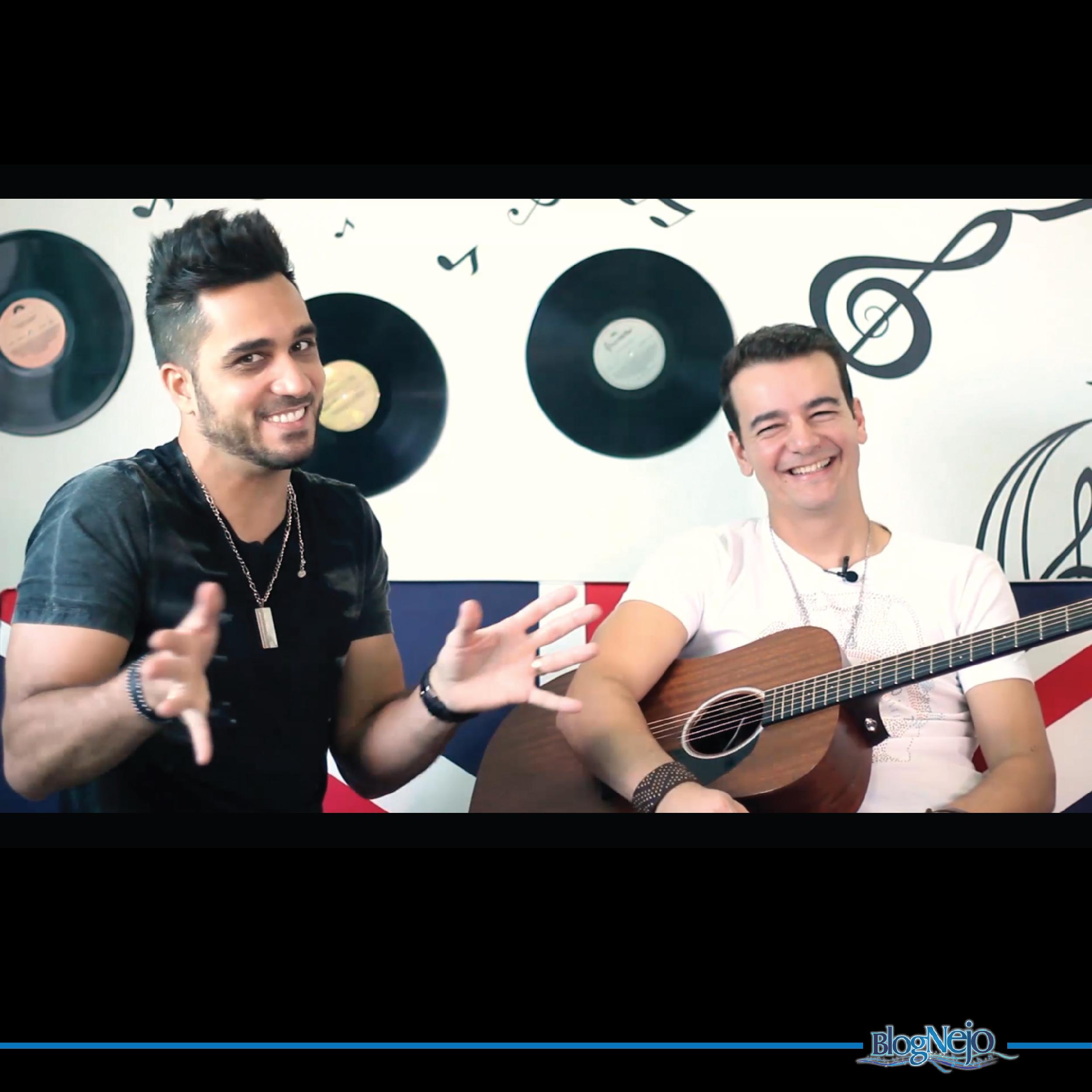 Entrevista Exclusiva – Marcos & Fernando