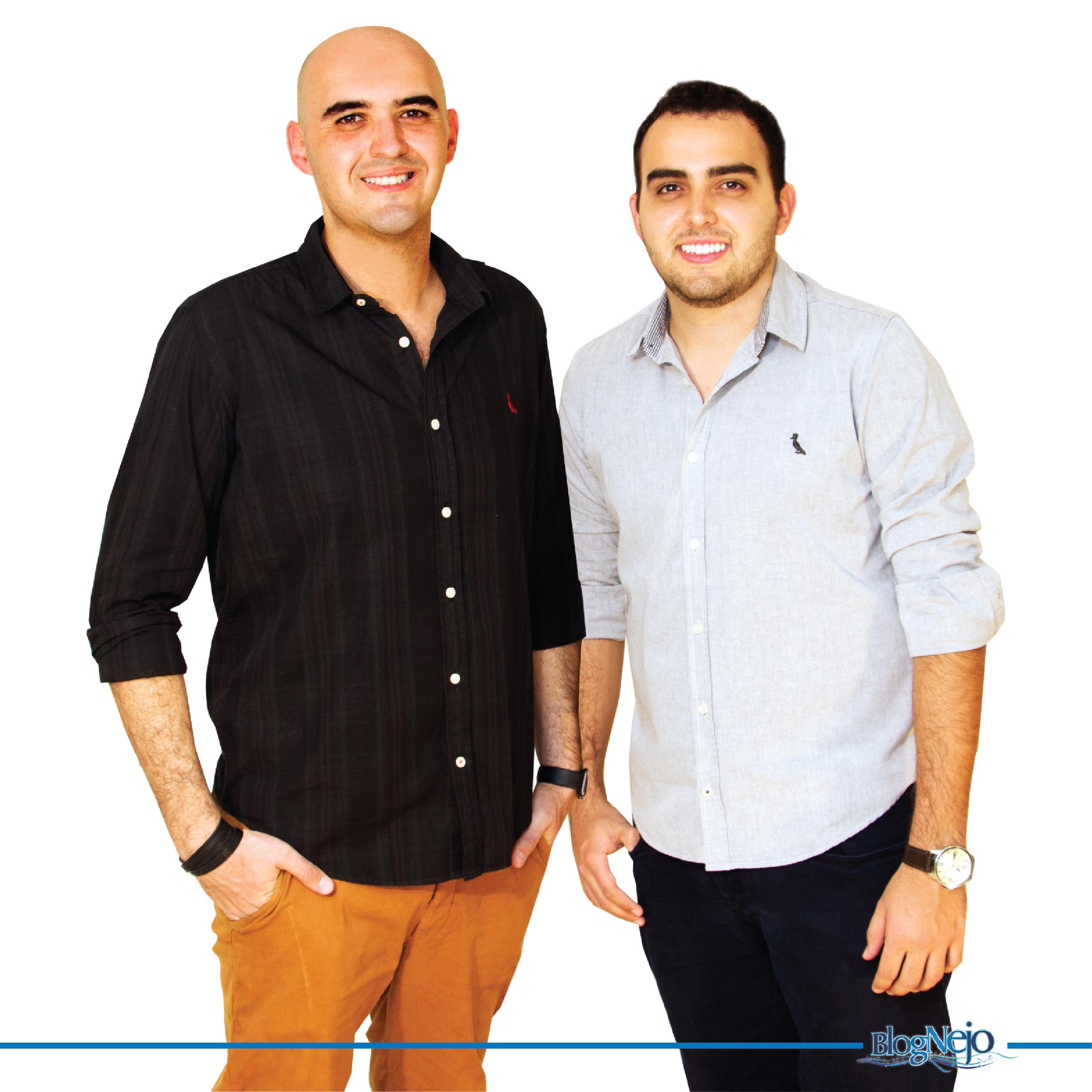 """""""O coração não bate, só apanha"""", a música de estreia de Mateus & Felipe"""
