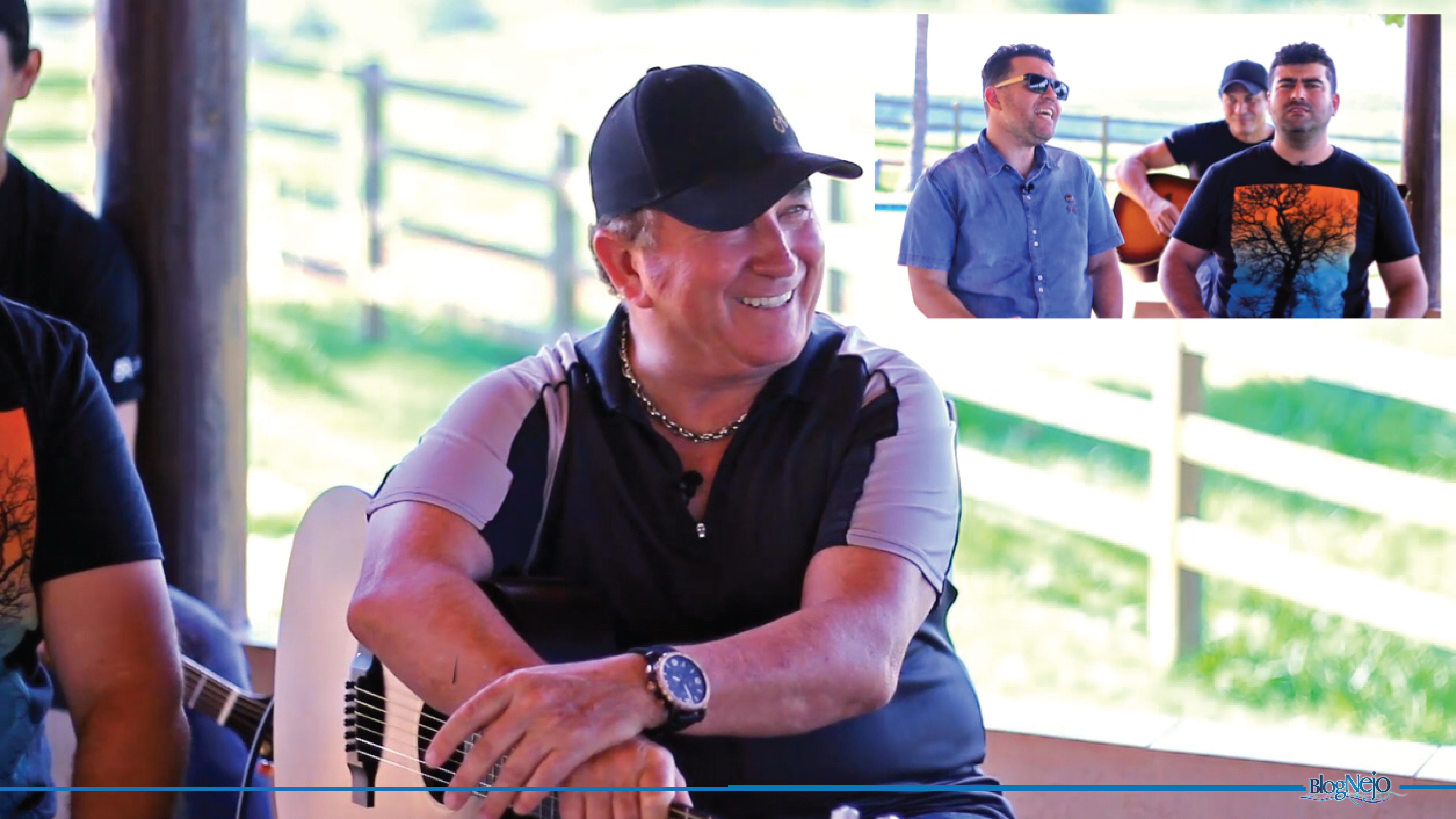 Entrevista Exclusiva – Amado Batista + Erich & Bruno