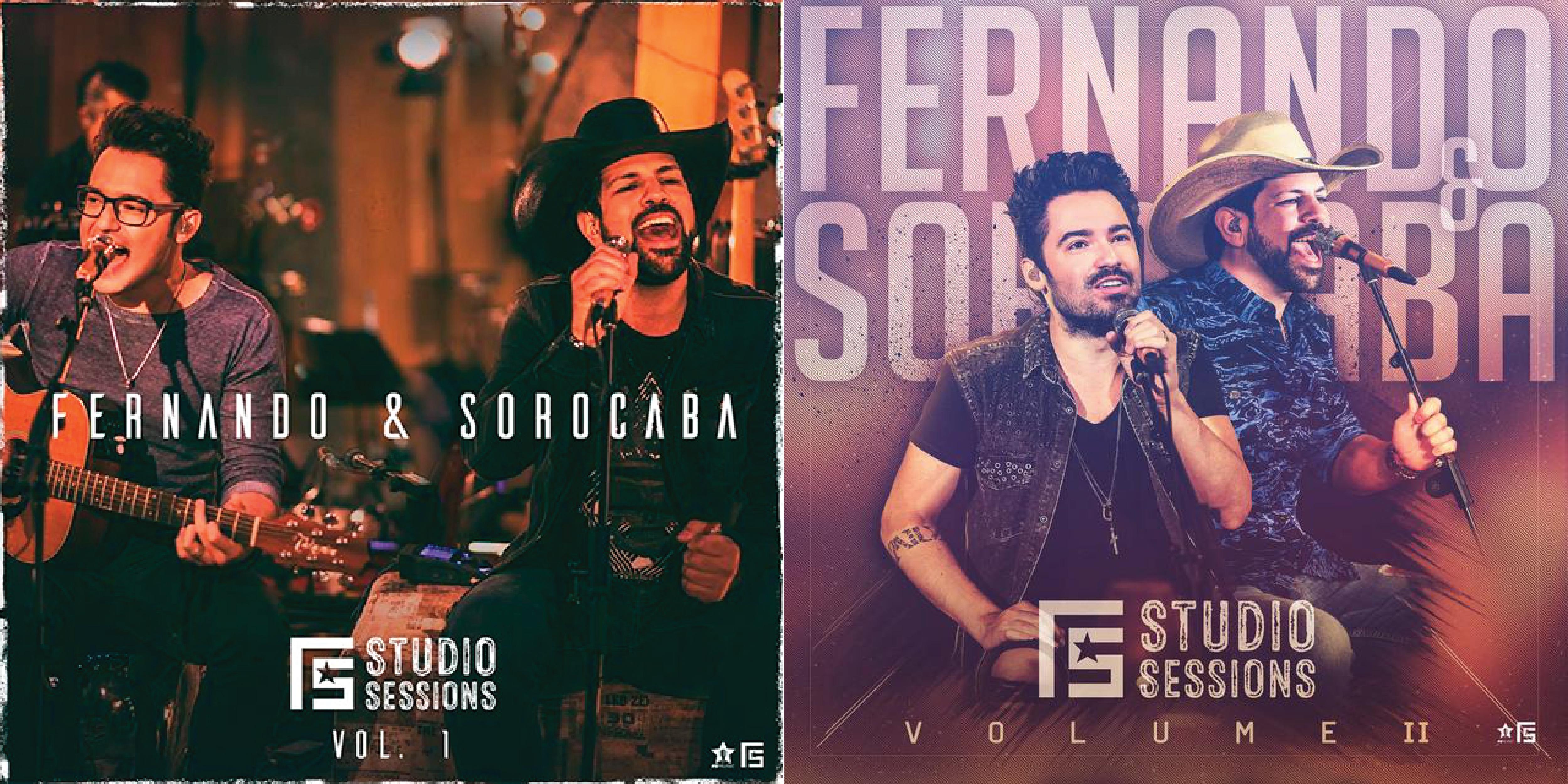 REVIEW: Fernando & Sorocaba – FS Studio Sessions Vol. I e Vol II