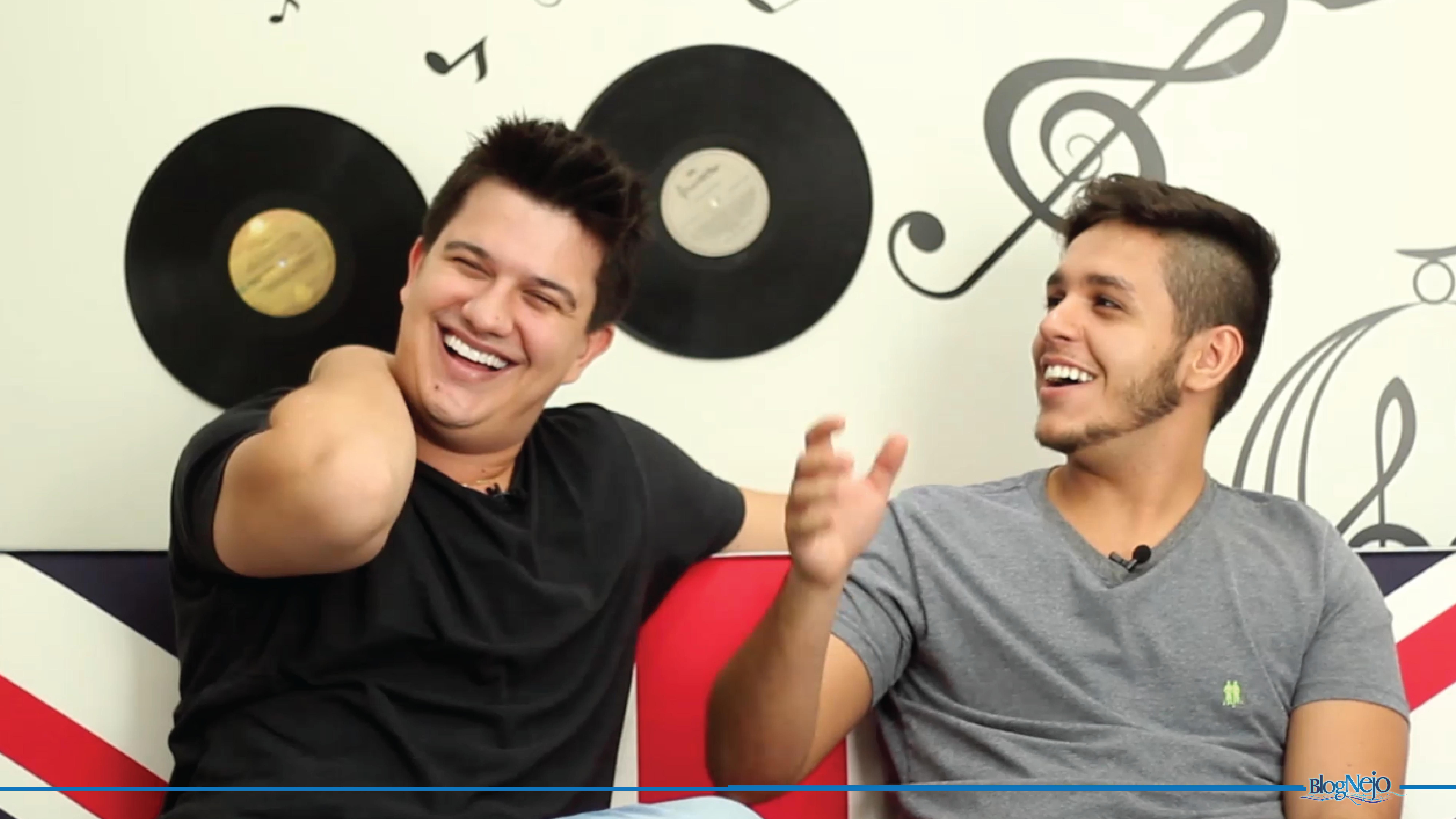 Entrevista Exclusiva – Hugo & Guilherme