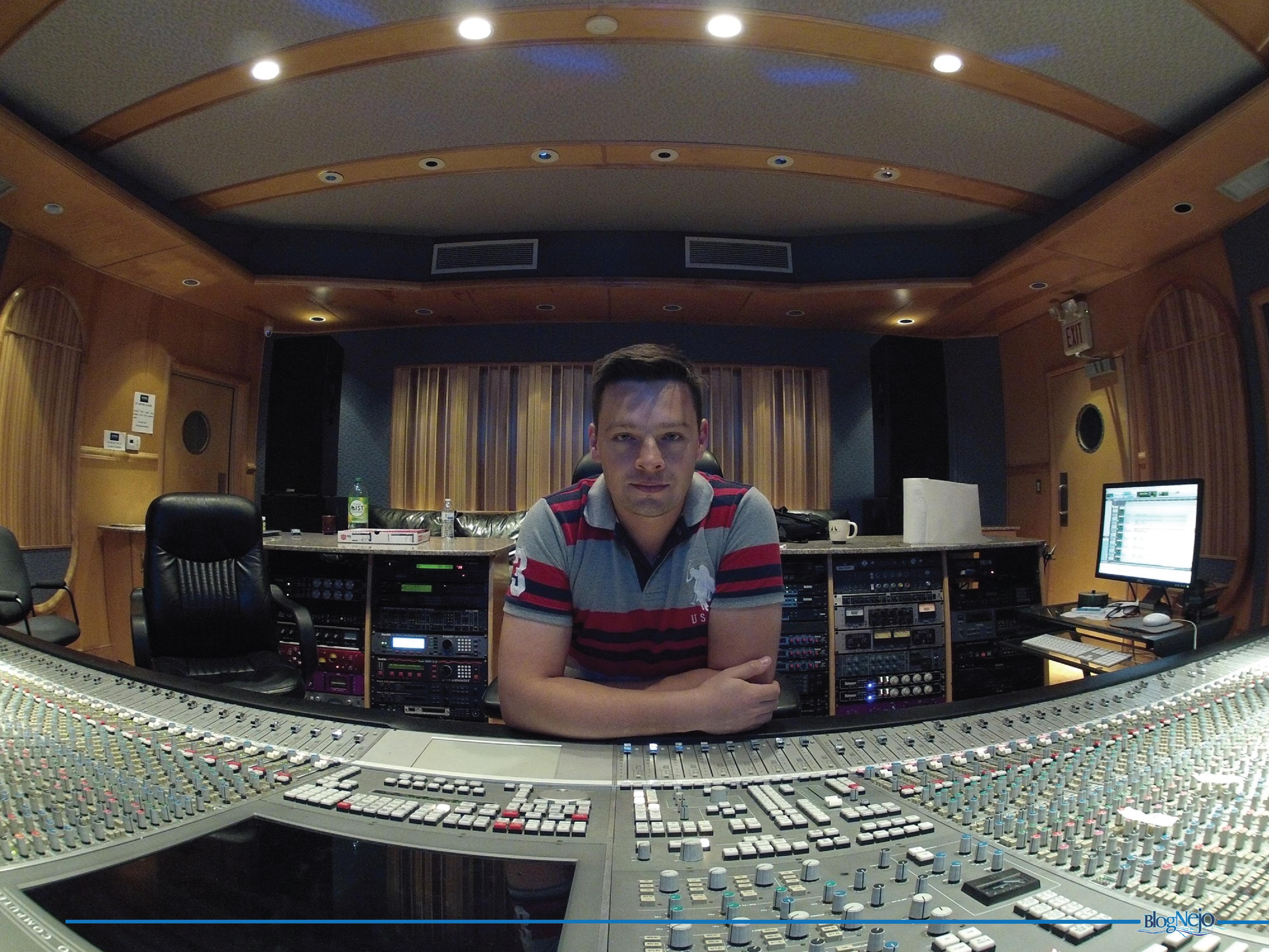 """Depois do sucesso do DVD """"Como Sempre Feito Nunca"""", de Jorge & Mateus, Rafael Vargas desponta como um dos grandes nomes da mixagem e masterização"""