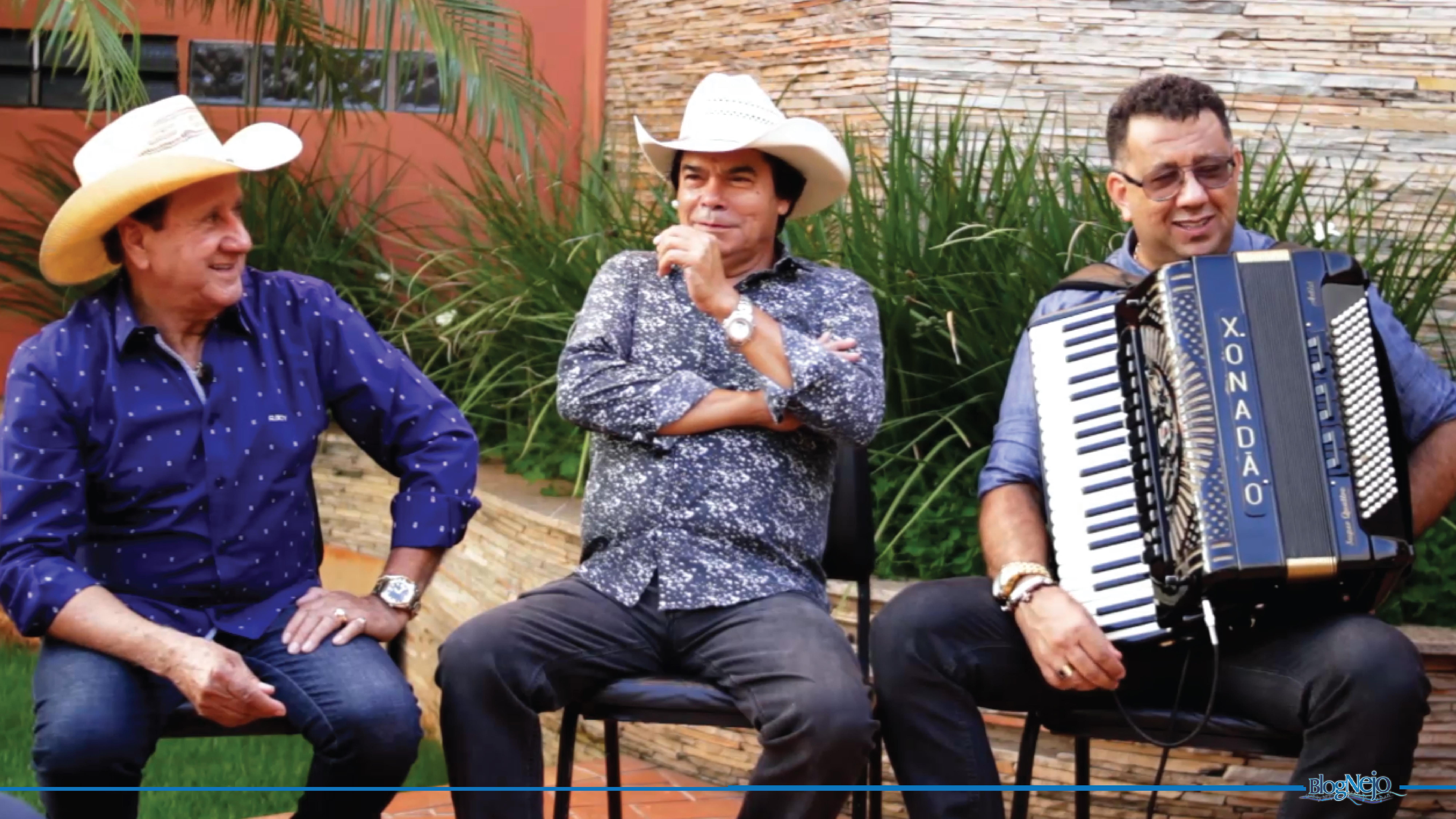 Entrevista Exclusiva – Trio Parada Dura