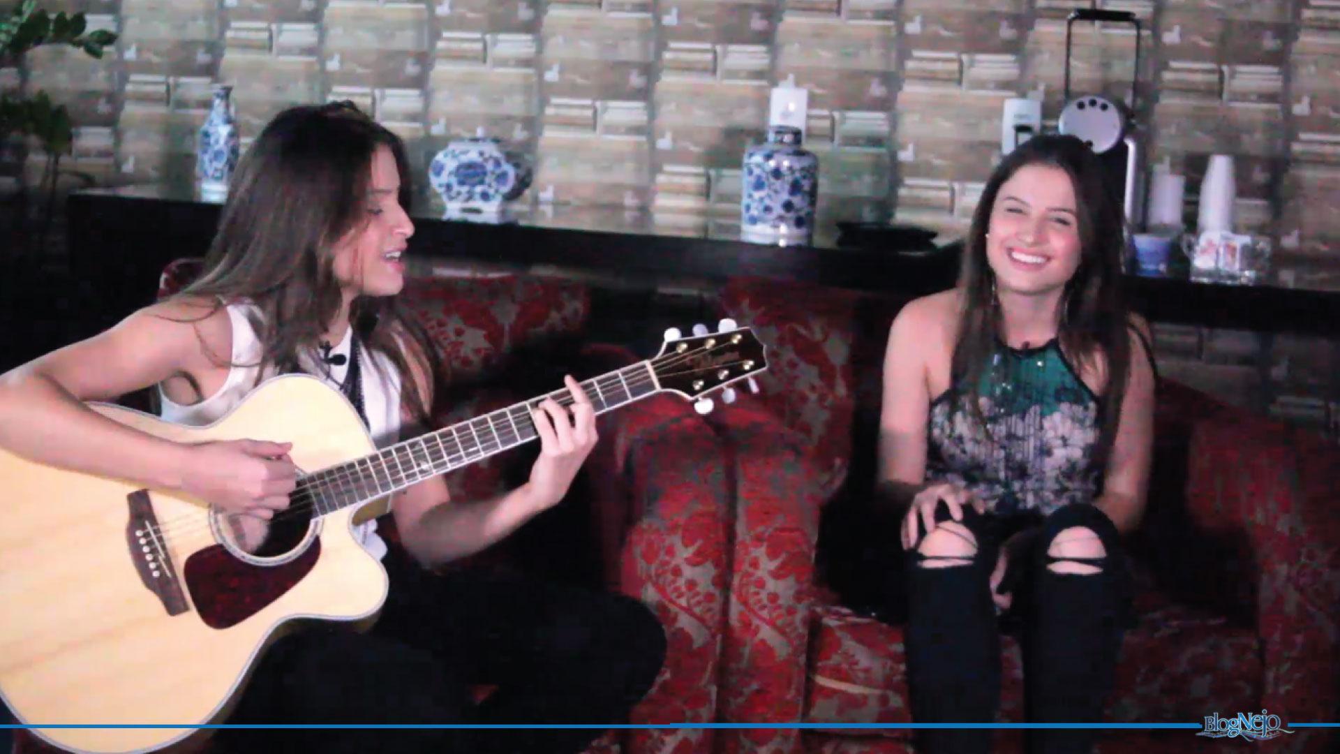 Entrevista Exclusiva – Júlia & Rafaela